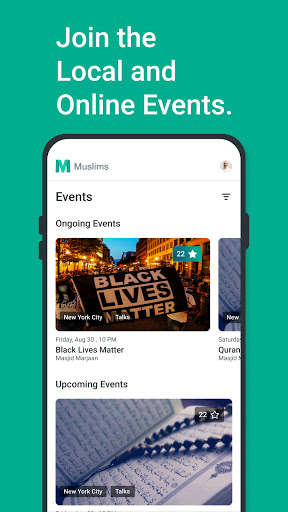Muslims: Platform for discussions and Islamic Q&A 1.0.3 Screenshots 4