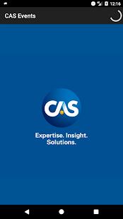 CAS Events 13.2 Screenshots 1