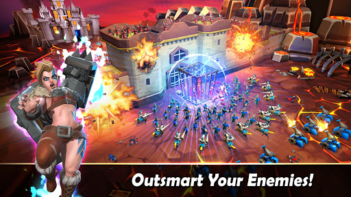 Lords Online (u738bu570bu5f81u6230) apktram screenshots 13