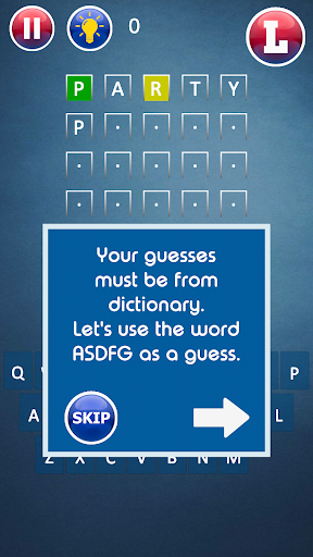 Lingo! - Word Game - 5-6-7 Letter apkpoly screenshots 9