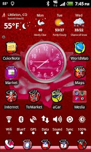 LC Rose Theme For For Pc (Windows And Mac) Download Now 1