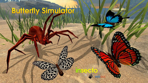 Butterfly Simulator screenshots 1