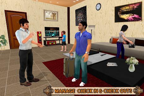 Waiter Simulator – Virtual Hotel Manager Job Games