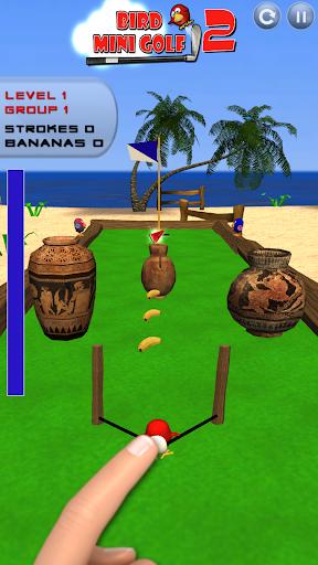 Bird Mini Golf 2 u2013 Beach Fun screenshots 4