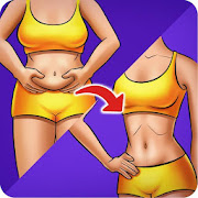 Flat Stomach Workout - Burn Belly Fat, Weight Loss