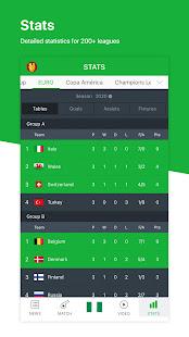All Football - Live Scores & News for Euro 2020 3.4.0 Screenshots 4