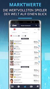 Transfermarkt: Fuu00dfballnews, Bundesliga, Liveticker 2.4.4 Screenshots 5