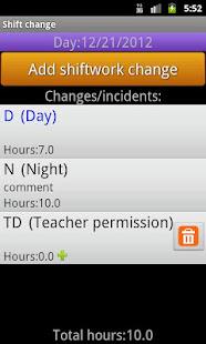 My ShiftWork Free