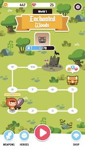 Micro RPG Mod Apk 0.9.122 (Unlimited Money) 3
