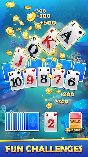 Solitaire Tripeaks : Lucky Card Adventure screenshots 7