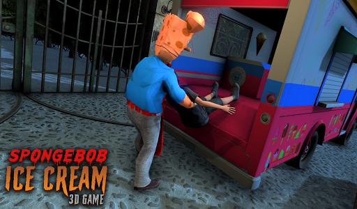 Hello Ice Scream Spongebob - Horror Games 1.8 screenshots 6