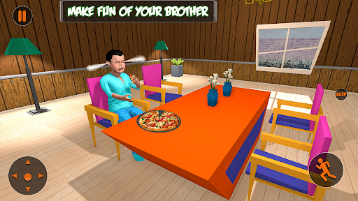 Scary Brother 3D - Siblings New family fun Games apkdebit screenshots 5