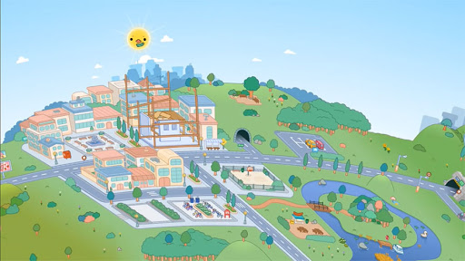 guide for TOCA Life World Town city 1.0 screenshots 1