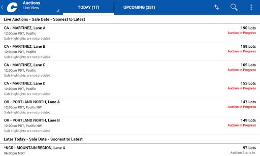 Copart u2013 Salvage Car Auctions 5.6.5 Screenshots 14