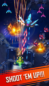 WindWings: Space shooter, Galaxy attack (Premium) 2