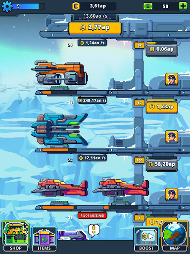 Idle Space Tycoon  screenshots 10