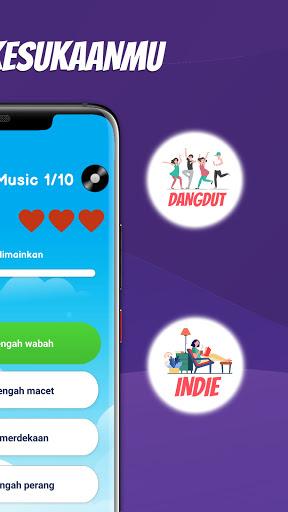 Tebak Lagu Indonesia 2021 Offline 3.3.1 screenshots 11