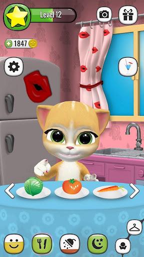 Emma the Cat - My Talking Virtual Pet 2.9 screenshots 3