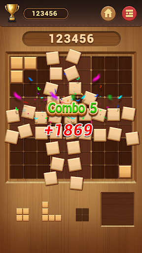 Wood Block Sudoku Game -Classic Free Brain Puzzle 0.6.6 screenshots 6