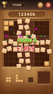Wood Block Sudoku Game -Classic Free Brain Puzzle 6