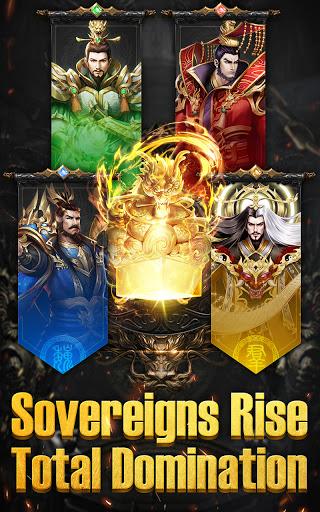 Dynasty Legends: True Hero Rises from Chaos Apkfinish screenshots 1