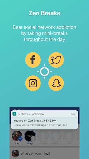 Screen Time & Parental Control App by ZenScreen 4.0.5 Screenshots 5