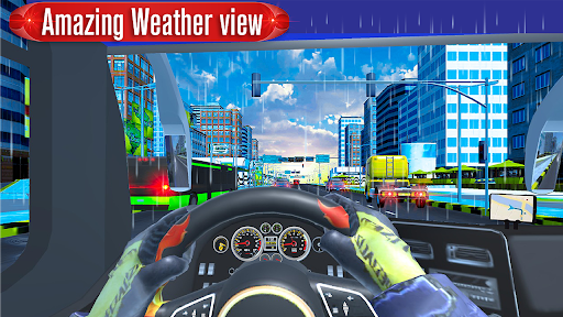 BusX Highway Racer: Traffic Racer: Bus Simulator  screenshots 2