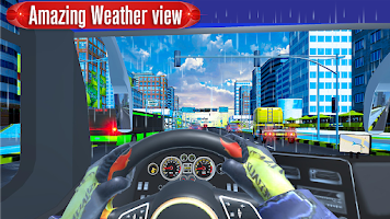 BusX Highway Racer: Traffic Racer: Bus Simulator