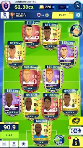 Free Idle Eleven – Be a millionaire soccer tycoon Apk Download 2021 1