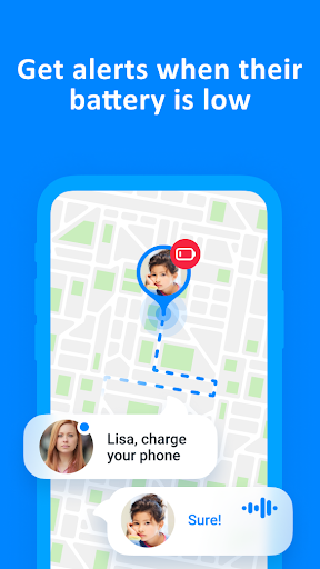 Find My Kids: Child Cell Phone Location Tracker apktram screenshots 4