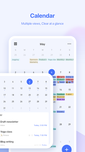 TickTick: ToDo List Planner, Reminder & Calendar Apkfinish screenshots 3