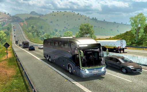 Road Driver: Free Driving Bus Games - Top Bus Game 1.0 screenshots 8