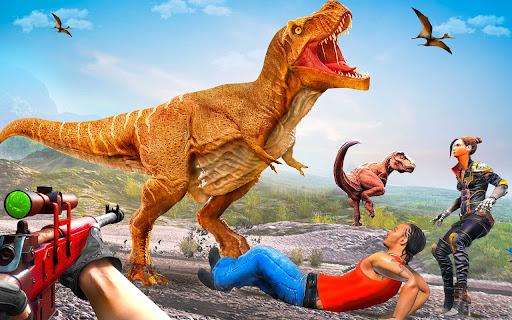 Jurassic Dinosaur Hunting Simulator: Hunting Game  screenshots 17
