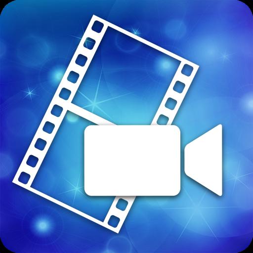 PowerDirector Video Editor App video banane ka app
