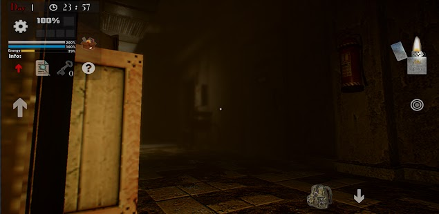 N°752 Demo-Survival Horror in the prison Screenshot