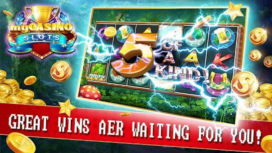 myCasino Slots –  Free offline casino slot games 1
