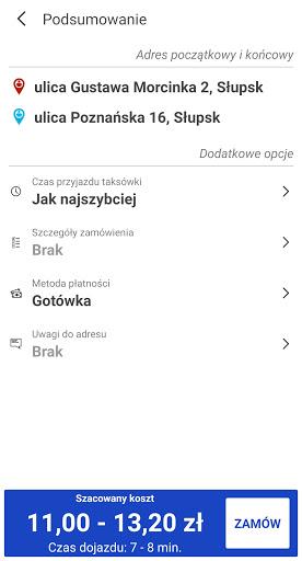 MPT Taxi Su0142upsk  screenshots 4
