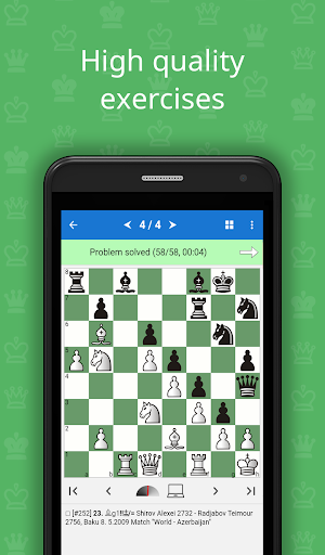 Simple Defense (Chess Puzzles) screenshots 1