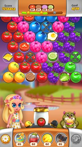 Bubble Shooter Princess Pop - Balloon & Ball Blast 5.3 screenshots 8