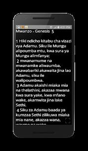 Swahili Bible 1.0 Mod APK (Unlimited) 1