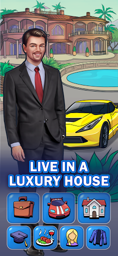 From Fool To Cool - Real Life Simulator: Get Rich screenshots 4