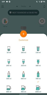 Simple Water Tracker Apk app for Android 2