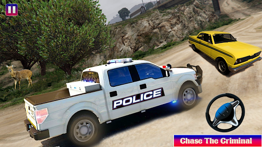 Offroad Police Car Driving Simulator Game 0.1.2 screenshots 7