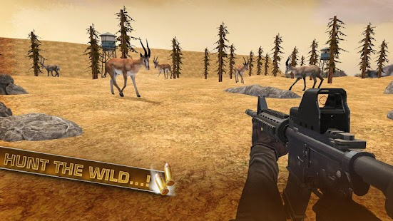 Deer Hunting 2020: hunting games free Screenshot