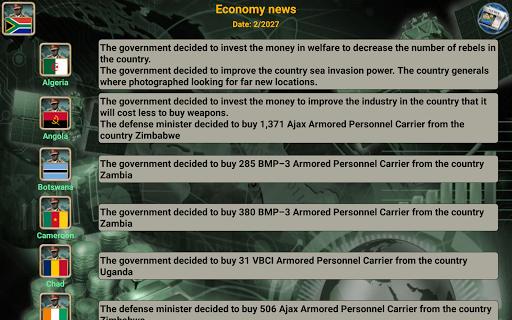 Africa Empire 2027 AEF_2.1.1 screenshots 16