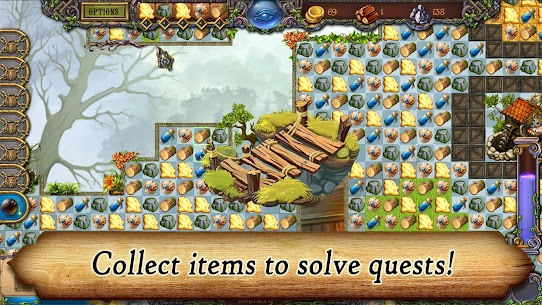 Runefall – Medieval Match 3 Adventure Quest (MOD, Unlimited Money) 3