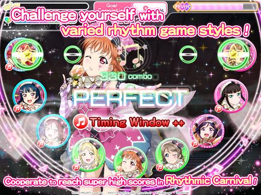 Love Live! School idol festival- Music Rhythm Game 7.1.0 screenshots 19