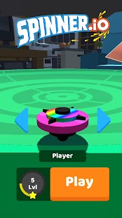 Spinner.io Screenshot