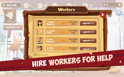 Mining Simulator – Idle Clicker Tycoon Mod Apk (Unlimited Energy) 2