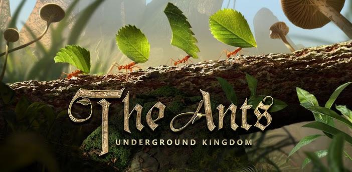 TheAnts:UndergroundKingdom